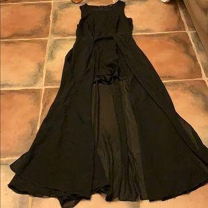 ASOS romper/dress size 6 black!!